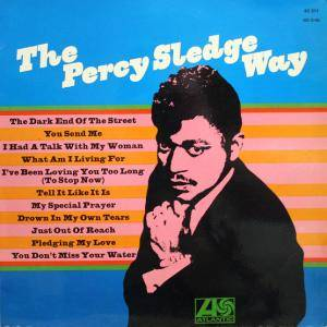 Cover - Percy Sledge: Percy Sledge Way, The