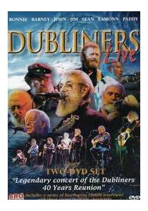 The Dubliners: Live - Cover