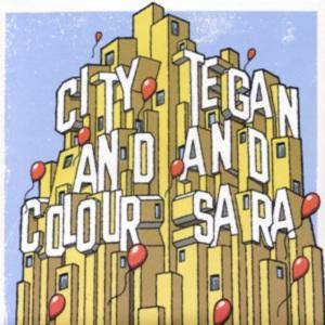Cover - City And Colour: City And Colour / Tegan And Sara