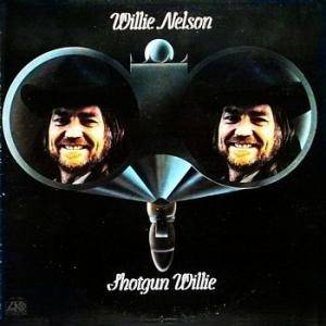 Cover - Willie Nelson: Shotgun Willie