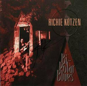 Cover - Richie Kotzen: Bi - Polar Blues