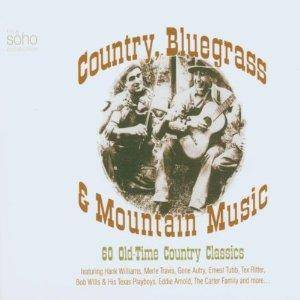 Cover - Roy Acuff & His Smoky Mountain Boys: Country, Bluegrass & Mountain Music