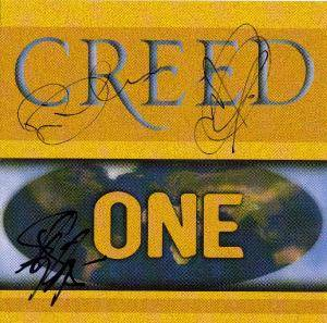Cover - Creed: One