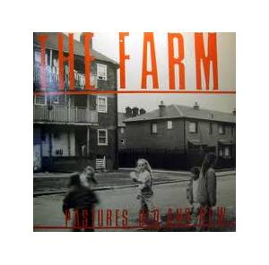 The Farm: Pastures Old And New - Cover