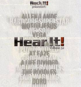 Hear It! - Volume 52 (CD) - Bild 1