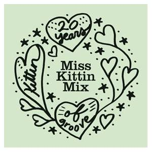 20 Years Of Groove - Miss Kittin Mix - Cover