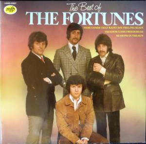 The Fortunes: Best Of The Fortunes, The - Cover