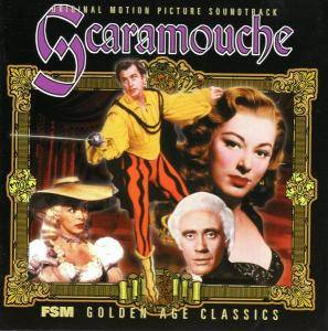 Cover - Victor Young: Scaramouche