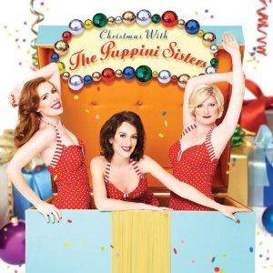 The Puppini Sisters: Christmas With The Puppini Sisters - Cover
