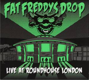 Cover - Fat Freddy's Drop: Live At Roundhouse