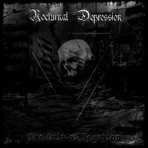 Nocturnal Depression: Cult Of Negation, The - Cover