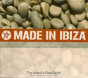 Cover - Mystic Diversions: Beachland - Made In Ibiza 2005