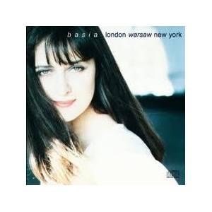 Basia: London Warsaw New York - Cover