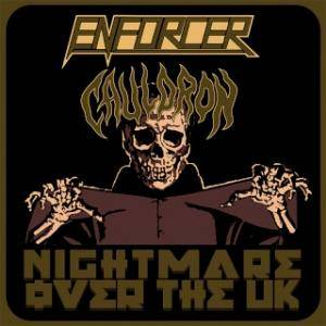 Cover - Enforcer: Nightmare Over The UK