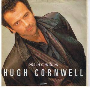 Cover - Hugh Cornwell: One In A Million
