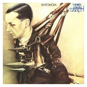 Cover - Red Baron: Baronoia