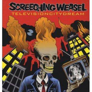 Screeching Weasel: Television City Dream (LP) - Bild 1