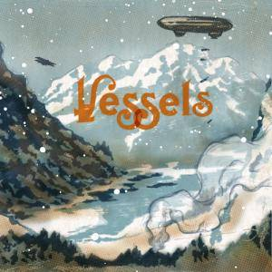 Vessels: White Fields And Open Devices - Cover