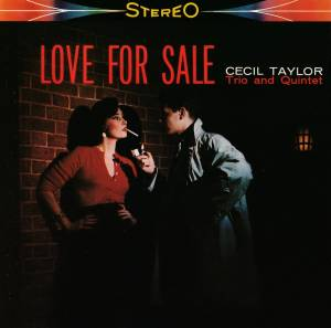 Cover - Cecil Taylor: Love For Sale