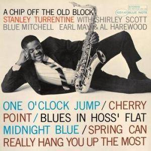 Cover - Stanley Turrentine: Chip Off The Old Block, A