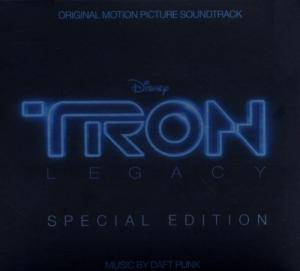 Daft Punk: Tron Legacy - Cover