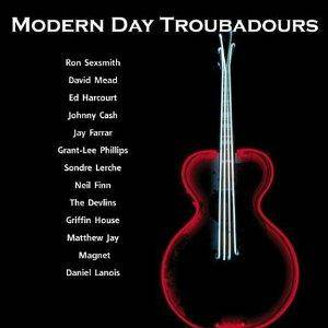 Cover - Griffin House: Modern Day Troubadours