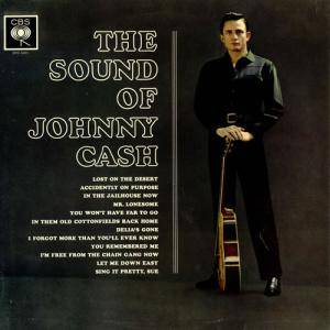 Johnny Cash: Sound Of Johnny Cash, The - Cover