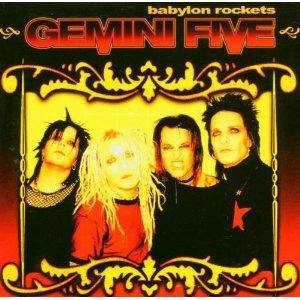 Cover - Gemini Five: Babylon Rockets
