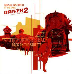 Cover - Dust Junkys: Driver 2 - Back On The Streets