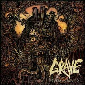 Grave: Burial Ground - Cover