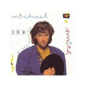Michael W. Smith: Go West Young Man - Cover
