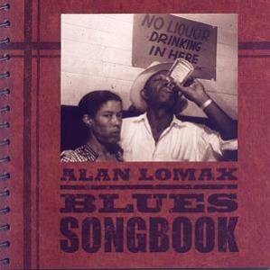 Cover - Pete Johnson: Alan Lomax: Blues Songbook