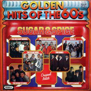 Cover - Migil 5: Golden Hits Of The 60's - Sugar & Spice