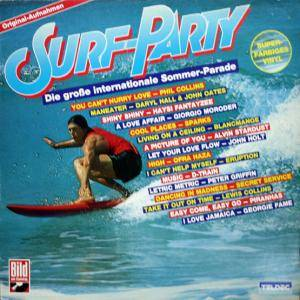 Cover - Giorgio Moroder & Joe Esposito: Surf Party - Die Große Internationale Sommer-Parade