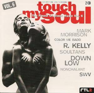 Cover - Tempest: Touch My Soul - The Finest Of Black Music Vol. 06