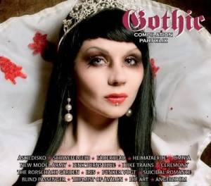 Cover - Minerve: Gothic Compilation Part XLIX
