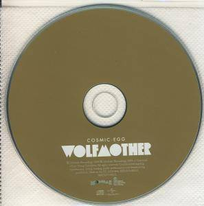 Wolfmother: Cosmic Egg (CD) - Bild 5