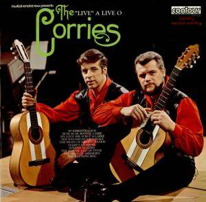 "Cover - Corries, The: ""Live"" A Live O"