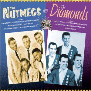 Cover - The Nutmegs: Nutmegs Meet The Diamonds, The