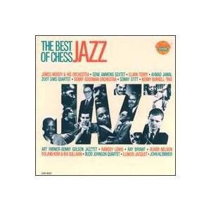 Best Of Chess Jazz, The - Cover