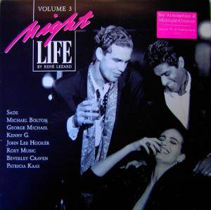 Cover - Crusaders Feat. Randy Crawford, The: Night Life Vol. 3