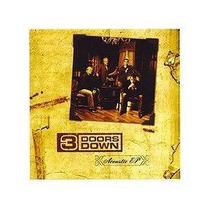 3 Doors Down: Acoustic EP - Cover