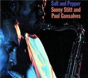 Sonny Stitt & Paul Gonsalves: Salt And Pepper - Cover
