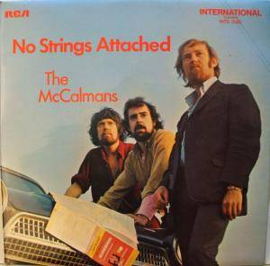 Cover - McCalmans, The: No Strings Attached