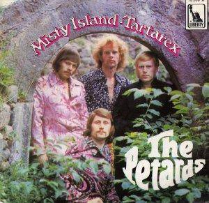 Cover - Petards, The: Misty Island