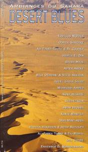 Cover - Mahmoud Ahmed: Desert Blues 1 - Ambiances Du Sahara