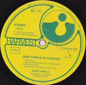 Deep Purple: In Concert (2-LP) - Bild 9