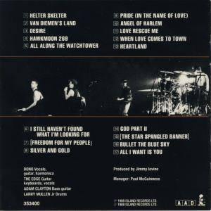 U2: Rattle And Hum (CD) - Bild 3