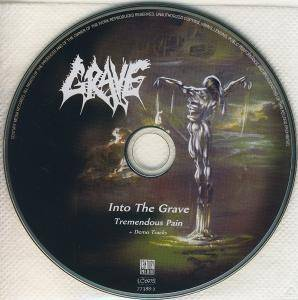 Grave: Into The Grave (CD) - Bild 5