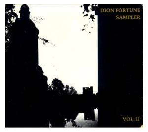 Cover - Merry Thoughts, The: Dion Fortune Sampler Vol. II